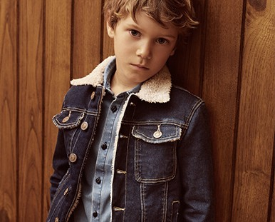 mango kids mode enfant