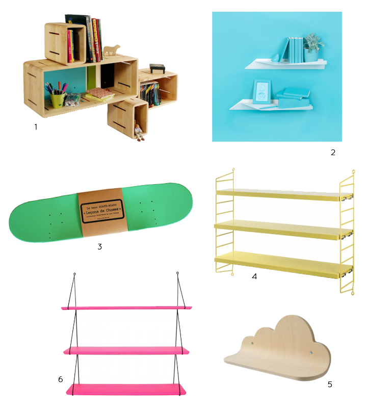 etageres chambre enfant etagere murale kidz grafiti etagre bleu marine suspendue de chambre. Black Bedroom Furniture Sets. Home Design Ideas