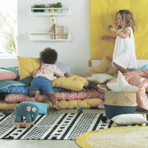 Ambiance vitamin e avec la collection d co vertbaudet little - Magazine de decoration interieure gratuit ...