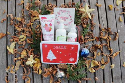 too fruit coffret noel